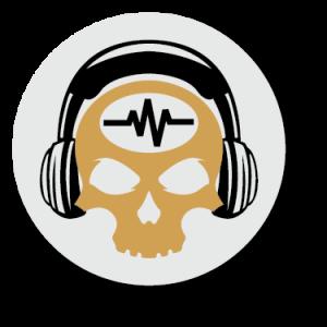 SpeakersBluetooth Logo Dot with shadow