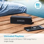 Anker-SoundCore-2-Portable-Wireless-Bluetooth-Speaker-Better-Bass-24-Hour-Playtime-66ft-Bluetooth-Range-IPX5-Water-Resistance-Built-in-Mic-Dual-Driver-Speaker-for-Beach-Shower-Travel-Party-0-3