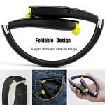 Bluetooth-Headphones-Sywan-Upgrade-Wireless-Neckband-bluetooth-41-headset-with-Retractable-Earbuds-Foldable-DesignSports-Stereo-In-ear-Earbuds-for-iPhone-and-Android-0-0