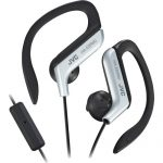 JVC-HAEBR80S-Sports-Clip-Headphones-Silver-0