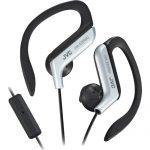 JVC-HAEBR80S-Sports-Clip-Headphones-Silver-0