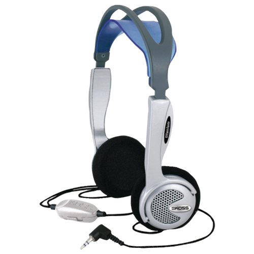 Koss-KTXPRO1-Titanium-Portable-Headphones-with-Volume-Control-0
