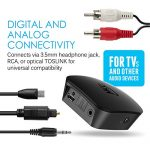 MEE-audio-Connect-Universal-Dual-Headphone-or-Dual-Speaker-Bluetooth-Wireless-Audio-Transmitter-for-TV-0-7