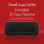 OontZ-Angle-3-ULTRA-Portable-Bluetooth-42-Speaker-Excellent-Stereo-Sound-Rich-Bass-14Watt-Loud-Volume-100-Bluetooth-Range-Play-to-two-together-Splashproof-by-Cambridge-SoundWorks-0-5