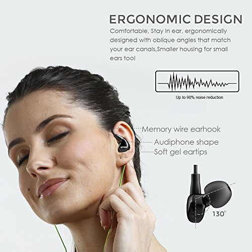 Earbuds headphones workout - earbuds with microphone workout