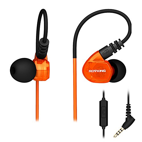 Ear buds wireless headphones orange - ear buds noise cancelling wireless