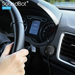 SoundBot-SB360-Bluetooth-40-Car-Kit-Hands-Free-Wireless-Talking-Music-Streaming-Dongle-w-10W-Dual-Port-21A-USB-Charger-Magnetic-Mounts-Built-in-35mm-Aux-Cable-0-1