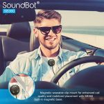 SoundBot-SB360-Bluetooth-40-Car-Kit-Hands-Free-Wireless-Talking-Music-Streaming-Dongle-w-10W-Dual-Port-21A-USB-Charger-Magnetic-Mounts-Built-in-35mm-Aux-Cable-0-5