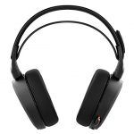 SteelSeries-Arctis-7-Lag-Free-Wireless-Gaming-Headset-with-DTS-HeadphoneX-71-Surround-for-PC-PlayStation-4-VR-Mac-and-Wired-for-Xbox-One-Android-and-iOS-Black-0-0