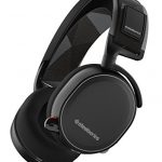 SteelSeries-Arctis-7-Lag-Free-Wireless-Gaming-Headset-with-DTS-HeadphoneX-71-Surround-for-PC-PlayStation-4-VR-Mac-and-Wired-for-Xbox-One-Android-and-iOS-Black-0