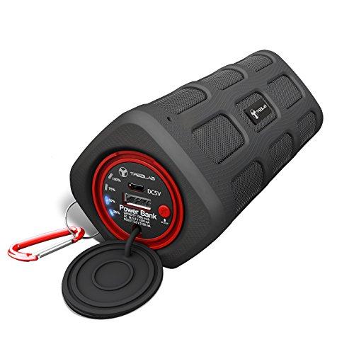 Treblab Fx100 Extreme Bluetooth Speaker Loud Rugged