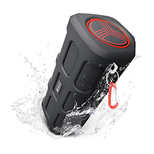 TREBLAB-FX100-Portable-Bluetooth-Speakers-Shockproof-Water-Resistant-Rugged-for-Outdoors-Built-In-7000mAh-Power-Bank-Microphone-Loud-HD-Audio-Deep-Bass-Wireless-Blue-Tooth-Speakerphone-w-Mic-0