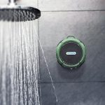 VicTsing-Shower-Speaker-Wireless-Waterproof-Speaker-with-5W-Driver-Suction-Cup-Built-in-Mic-Hands-Free-Speakerphone-Army-Green-0-0
