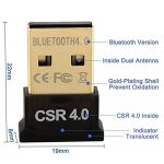 Warmstor-Bluetooth-Adapter-CSR-40-USB-Dongle-Bluetooth-Receiver-Transfer-Gold-Plated-for-Laptop-PC-Computer-Support-Windows-10-8-7-Vista-XP-3264-Bit-0-0