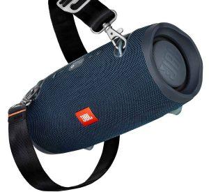 Xtreme-2-JBL-Bluetooth-Speaker-with-shoulder-strap-in-Blue
