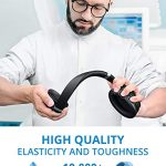 Mpow-H5-Active-Noise-Cancelling-Headphones-ANC-Over-Ear-Wireless-Bluetooth-Headphones-wMic-Dual-40-mm-Drivers-Superior-Deep-Bass-for-PCCell-Phone-25-30Hrs-Playtime-CVC60-Noise-Cancelling-Mic-0-2