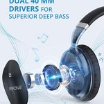 Mpow-H5-Active-Noise-Cancelling-Headphones-ANC-Over-Ear-Wireless-Bluetooth-Headphones-wMic-Dual-40-mm-Drivers-Superior-Deep-Bass-for-PCCell-Phone-25-30Hrs-Playtime-CVC60-Noise-Cancelling-Mic-0-3