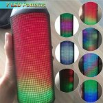 CLEVER-BRIGHT-Portable-Bluetooth-Speakers-LED-Lights-7-Patterns-Visual-Wireless-Speaker-41-HD-Bass-Powerful-Sound-Built-in-MicAUXHands-Free-Home-Outdoor-Wireless-Bluetooth-Speaker-0-2