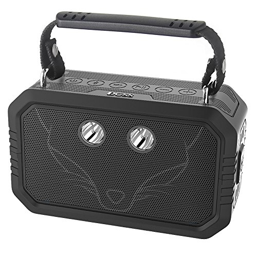 DOSS-Wireless-Portable-Bluetooth-Speakers-Waterproof-IPX6-20W-Stereo-Sound-Bold-Bass-12H-Playtime-Durable-iPhone-Samsung-Tablet-Echo-dot-Gift-Ideas-0