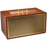 AmazonBasics-Vintage-Retro-Bluetooth-Speaker-0