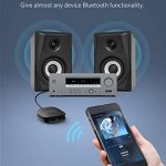Anker-Soundsync-A3341-Bluetooth-2-in-1-Transmitter-and-Receiver-with-Bluetooth-5-HD-Audio-with-Lag-Free-Synchronization-and-AUXRCAOptical-Connection-for-TV-and-Home-Stereo-System-0-1