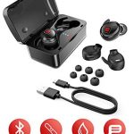 True-Wireless-Earbuds-Bluetooth-50-Headphones-2019-Upgraded-Version-Sports-in-Ear-TWS-Stereo-Mini-Headset-Deep-Bass-IPX5-Waterproof-Low-Latency-Instant-Pairing-15H-Battery-Charging-Case-Earphones-0-5