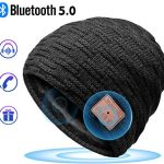 Winter-Bluetooth-Beanie-Hat-V50-Wireless-Musical-Earphoneswith-HD-Stereo-Speaker-Headphone-Rechargeable-USB-for-Winter-Fitness-Outdoor-Sports-0