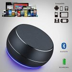 NUBWO-Portable-Bluetooth-Speakers-with-HD-Audio-and-Enhanced-Bass-Built-in-Speakerphone-for-iPhone-iPad-BlackBerry-Samsung-and-More-0-0