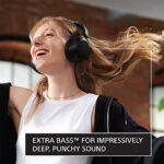 Sony-WH-XB910N-EXTRA-BASS-Noise-Cancelling-Headphones-Wireless-Bluetooth-Over-the-Ear-Headset-with-Microphone-and-Alexa-Voice-Control-Black-0-1