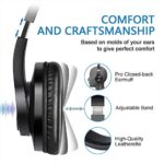 bopmen-T3-Wired-Over-Ear-Headphones-Stereo-Sound-Headphones-with-Tangle-Free-Cord-Bass-Comfortable-Headphones-Lightweight-Portable-for-Smartphone-Tablet-Computer-PC-Laptop-Notebook-0-3